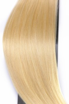 Zestaw Clip-in, długość 55 cm kolor #613 -JASNY  BLOND 220g