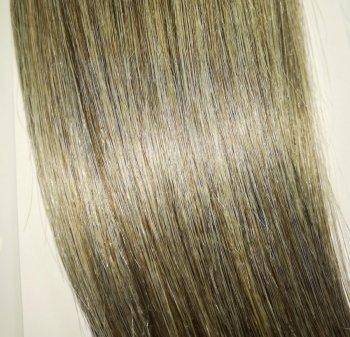 Zestaw Clip-in, długość 40 cm kolor #2/613 - CIEMNY BALEJAŻ, 130 g