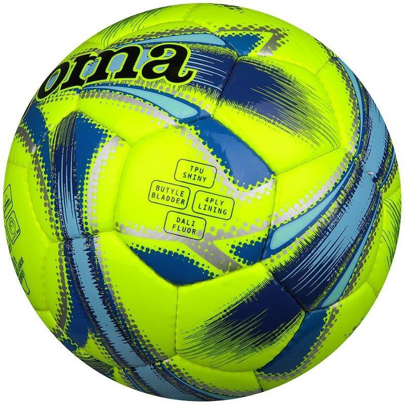 Piłka Joma Dali Soccer Ball 400191 060 żółty 4