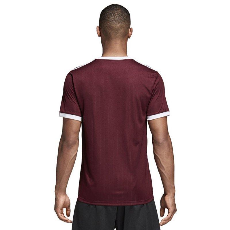 Koszulka adidas Tabela 18 JSY CE8945 czerwony 140 cm