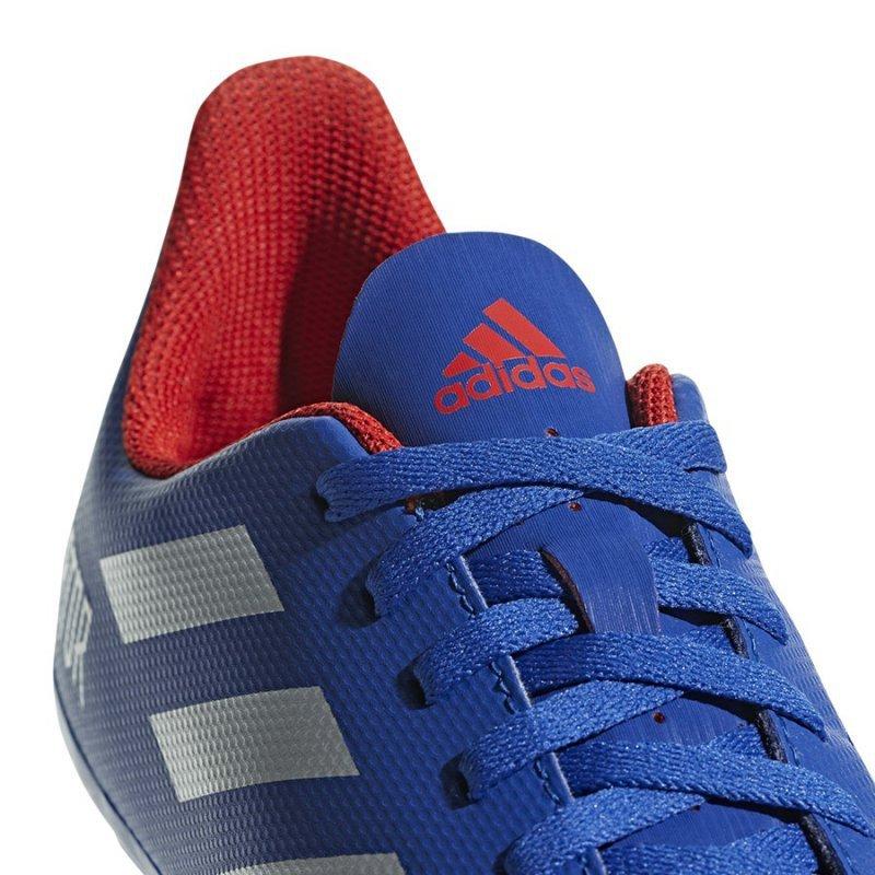 Buty adidas Predator 19.4 FxG J CM8540 niebieski 38 2/3