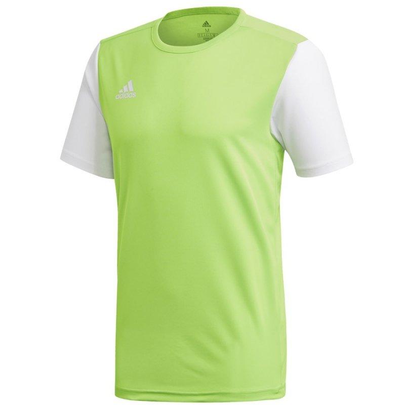 Koszulka adidas Estro 19 JSY DP3240 zielony 140 cm