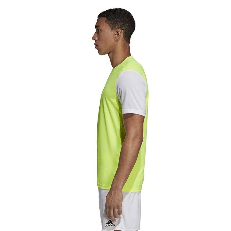 Koszulka adidas Estro 19 JSY Y DP3235 żółty XL