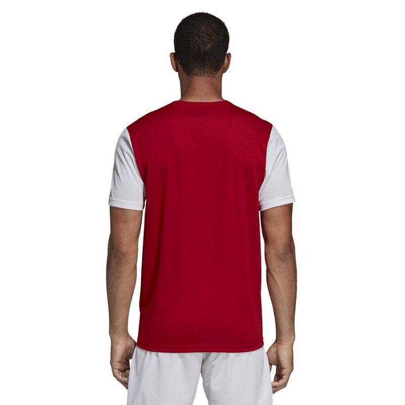 Koszulka adidas Estro 19 JSY Y DP3230 czerwony 164 cm