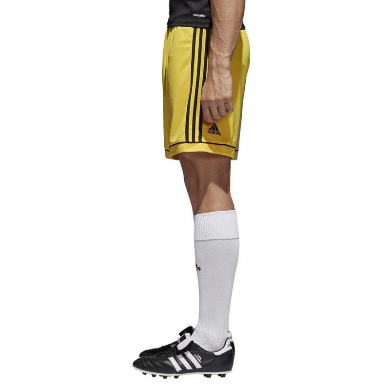 Spodenki adidas Squadra 17 BK4761 żółty XXL