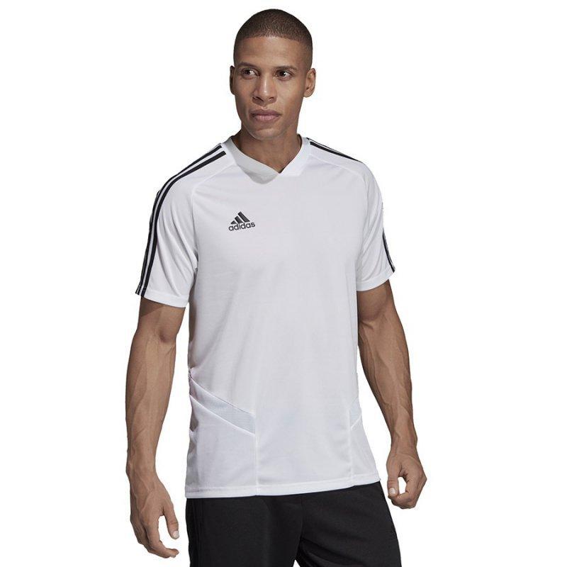 Koszulka adidas TIRO 19 TR JSY DT5288 biały XL