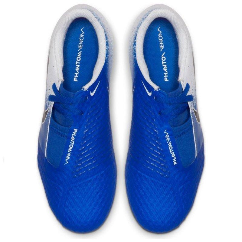 Buty Nike JR Phantom Venom Academy FG AO0362 104 biały 38 1/2