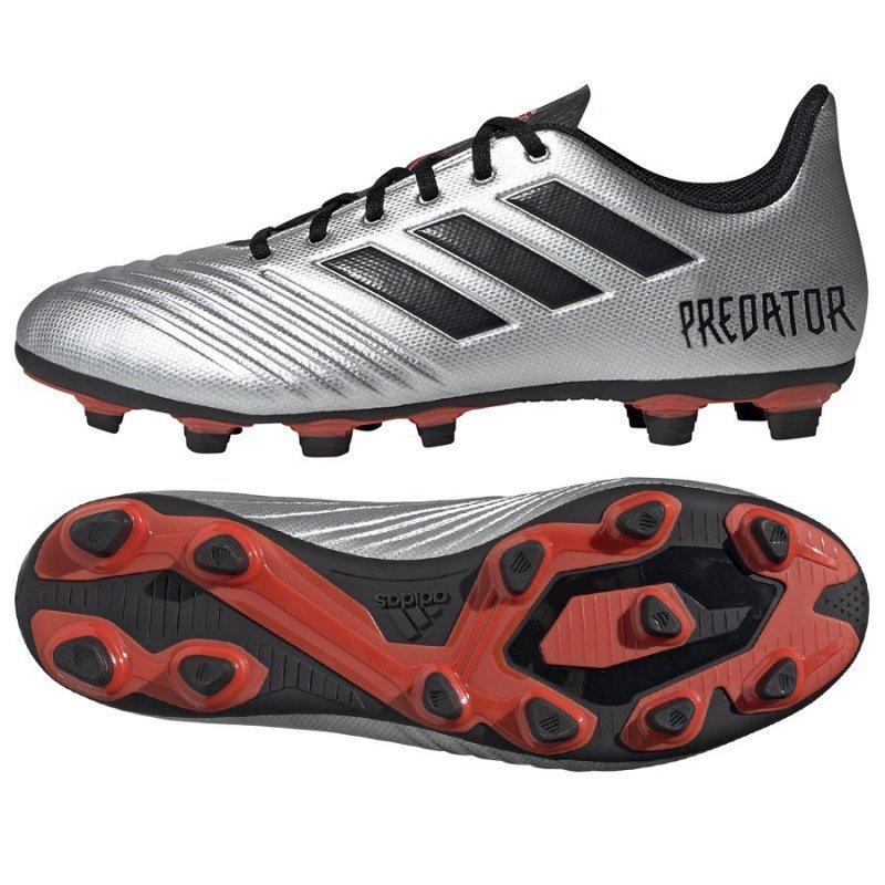 Buty adidas Predator 19.4 FxG F35597 szary 40