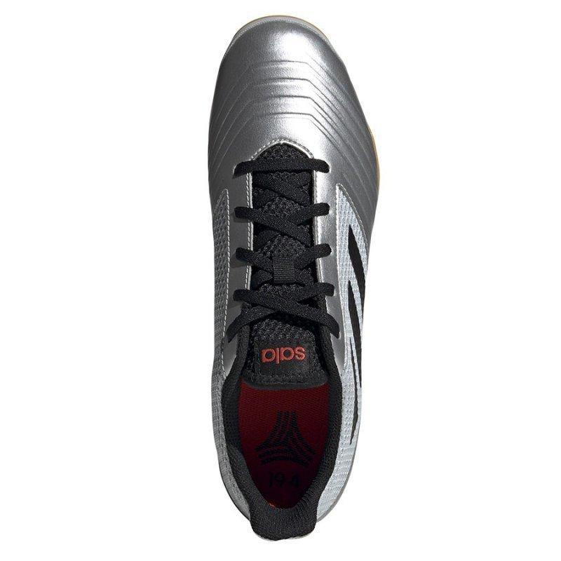 Buty adidas Predator 19.4 IN F35630 szary 44 2/3