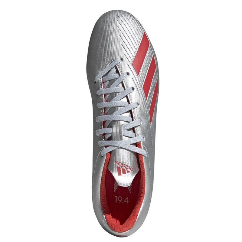 Buty adidas X 19.4 FxG F35379 szary 39 1/3