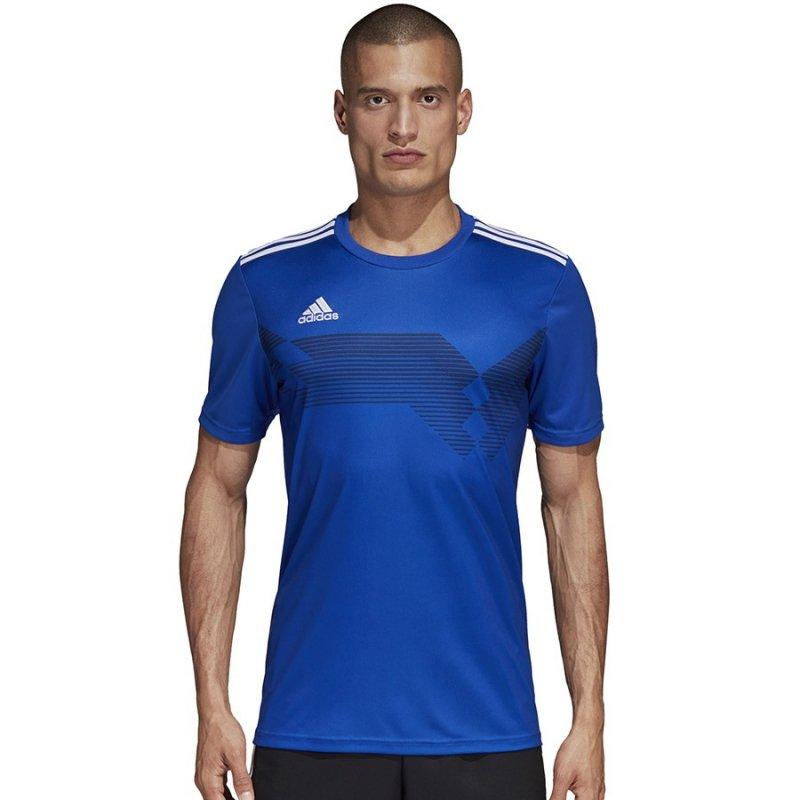 Koszulka adidas Campeon 19 JSY DP6810 niebieski XL