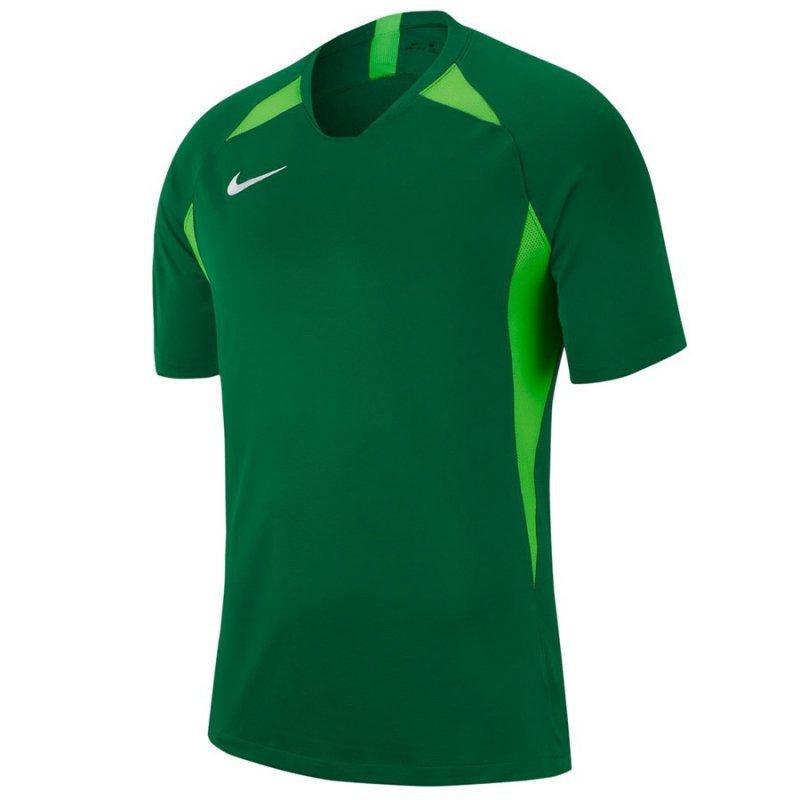 Koszulka Nike Y NK Dry Legend SS AJ1010 302 zielony L (147-158cm)