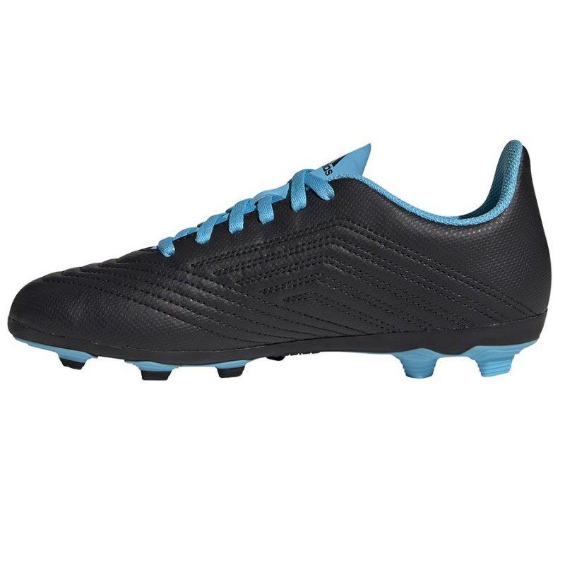 Buty adidas Predator 19.4 FxG J G25823 czarny 36 2/3