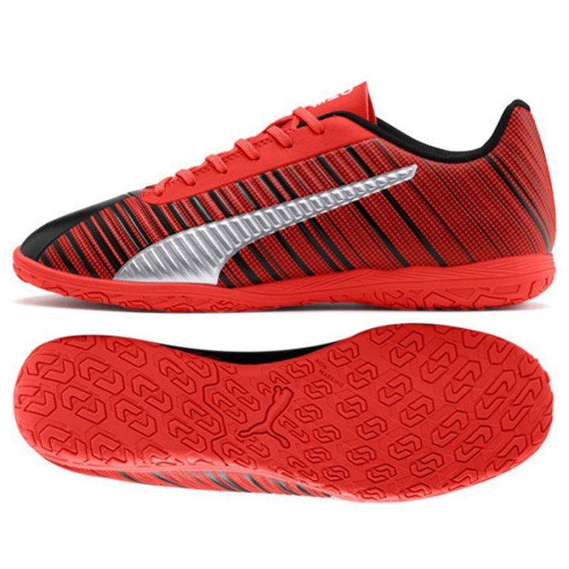 Buty Puma One 5.4 IT 105654 01 czerwony 42