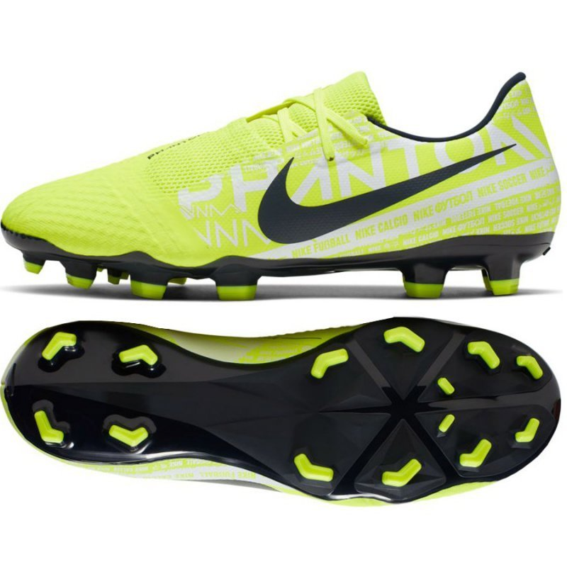 Buty Nike Phantom Venom Academy FG AO0566 717 żółty 39