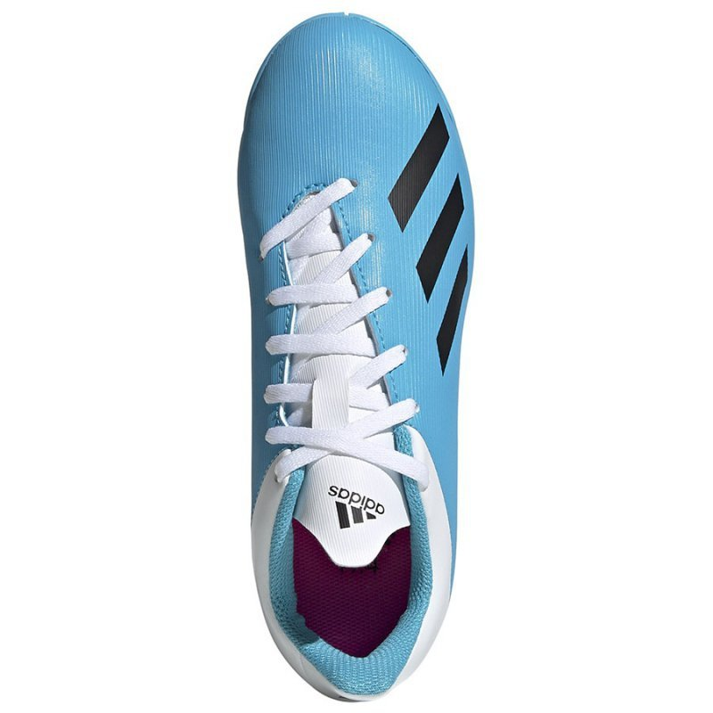 Buty adidas X 19.4 IN F35352 niebieski 38