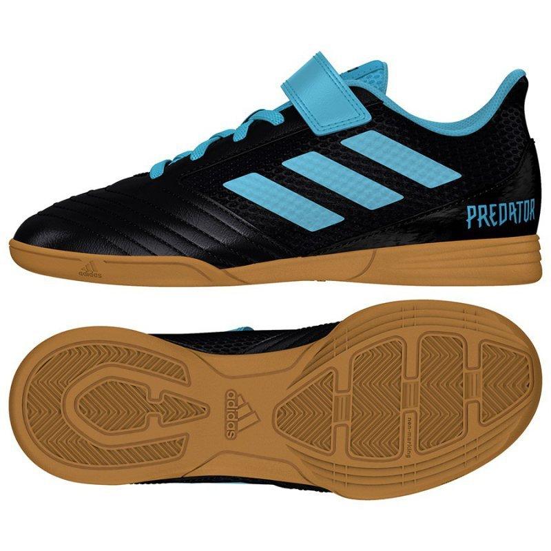 Buty adidas Predator Tango 19.4 H&L IN Sala G25831 czarny 38