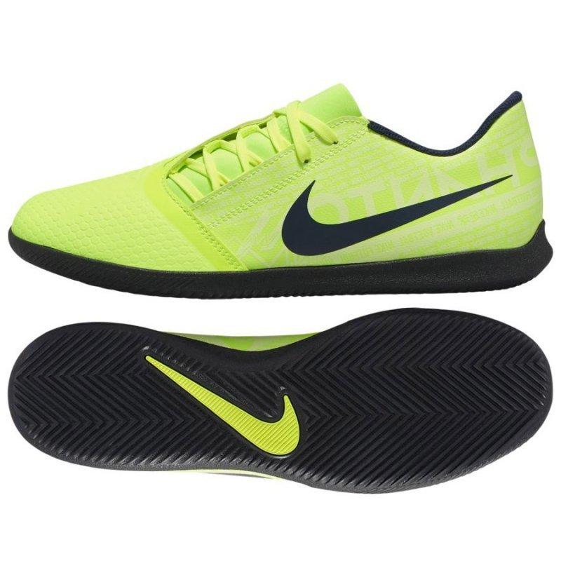 Buty Nike Phantom Venom Club IC AO0578 717 żółty 47