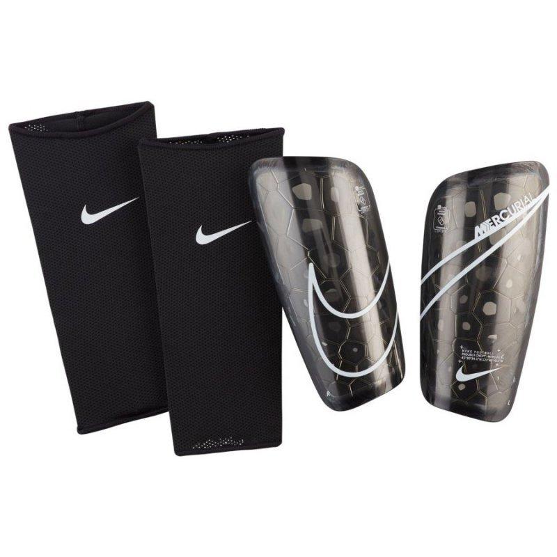 Nagolenniki Nike Mercurial Lite SP2120 013 czarny L