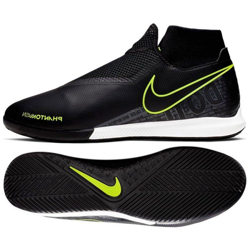 Buty Nike Phantom VSN Academy DF IC AO3267 007 czarny 42 1/2