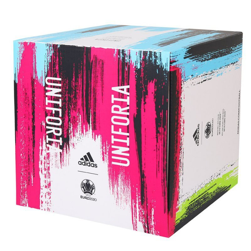 Piłka adidas UNIFORIA ME 2020 League XMAS FH7376 biały 5