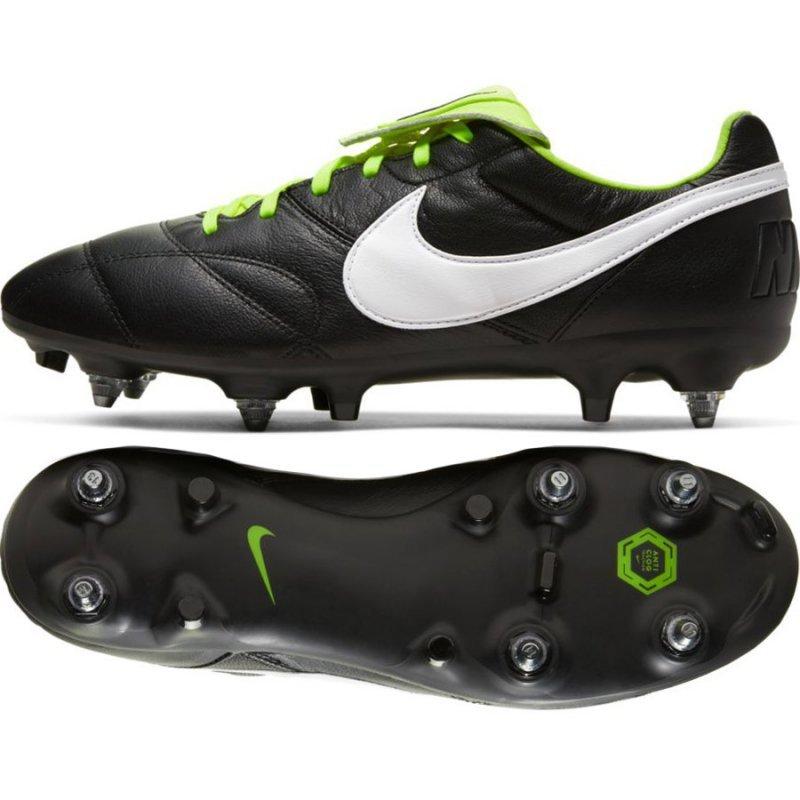 Buty Nike The Nike Premier II SGPRO AC 921397 017 czarny 45 1/2
