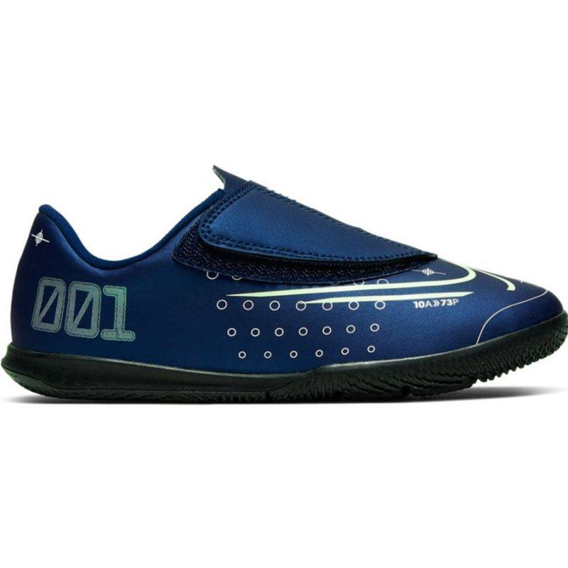 Buty Nike JR Mercurial Vapor 13 Club MDS IC PS (V) CJ1176 401 niebieski 27 1/2