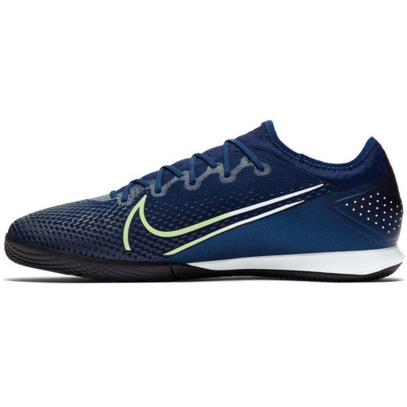 Buty Nike Mercurial Vapor 13 PRO MDS IC CJ1302 401 niebieski 41