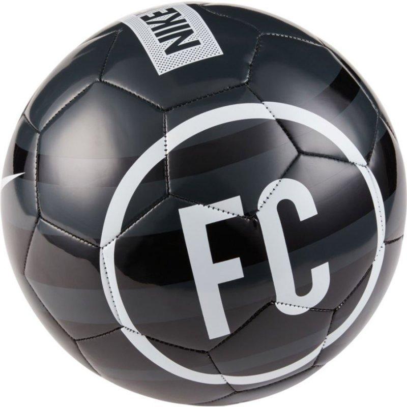 Piłka Nike F.C. SC3987 010 czarny 4
