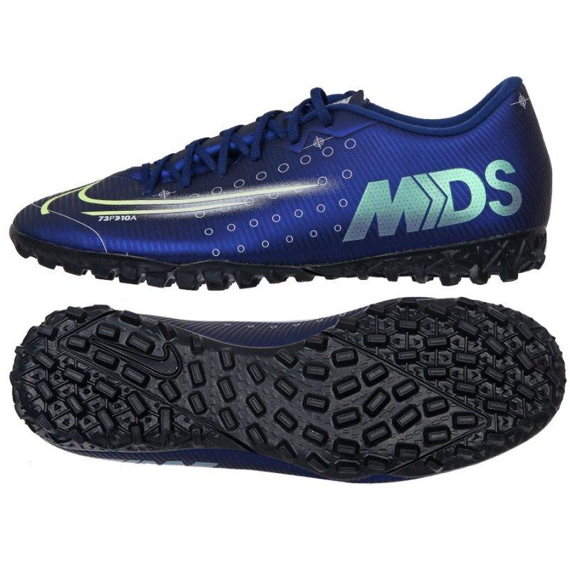 Buty Nike Mercurial Vapor 13 Academy MDS TF CJ1306 401 niebieski 41