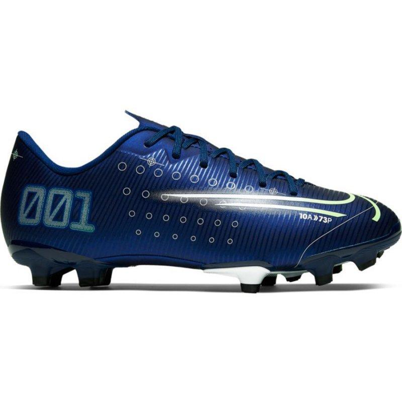 Buty Nike JR Mercurial Vapor 13 Academy MDS FG/MG CJ0980 401 niebieski 35 1/2
