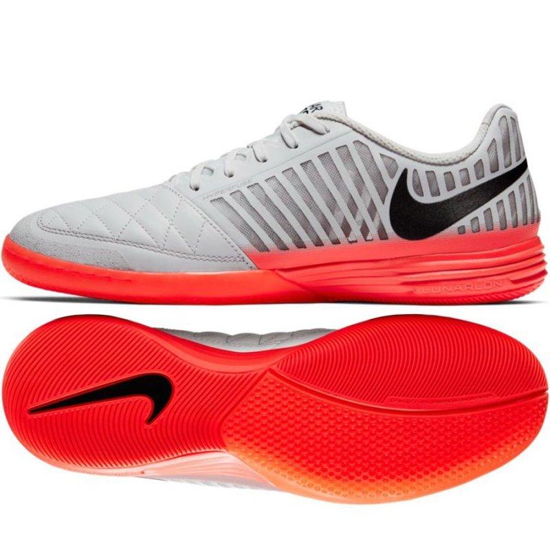 Buty Nike Lunargato II IC 580456 060 szary 39