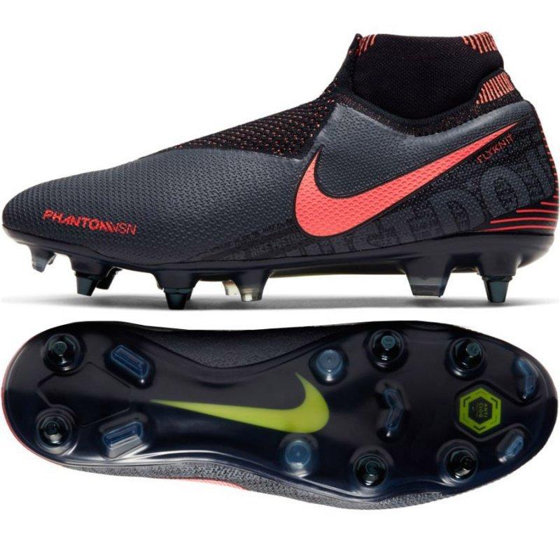 Buty Nike Phantom VSN Elite DF SG Pro AC AO3264 080 szary 43