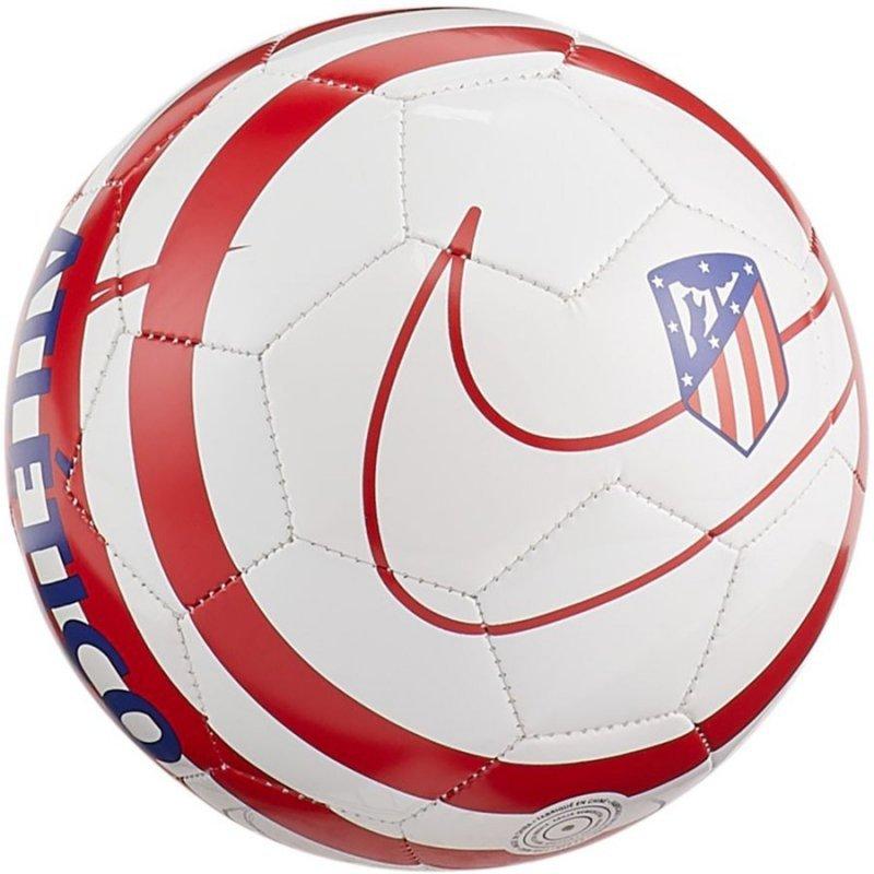 Piłka Nike Atletico Madrid Skills SC3610 100 biały 1