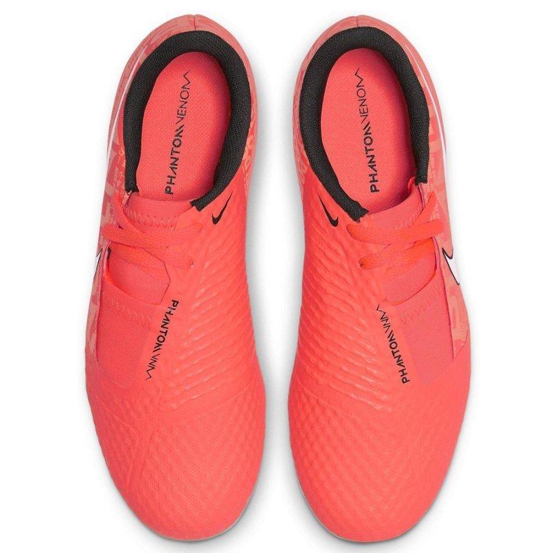 Buty Nike JR Phantom Venom Academy FG AO0362 810 pomarańczowy 31