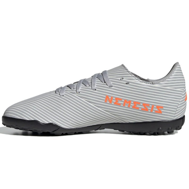 Buty adidas Nemeziz 19.4 TF J EF8306 szary 38 2/3