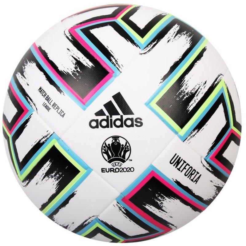 Piłka adidas UNIFORIA League FH7339 biały 5