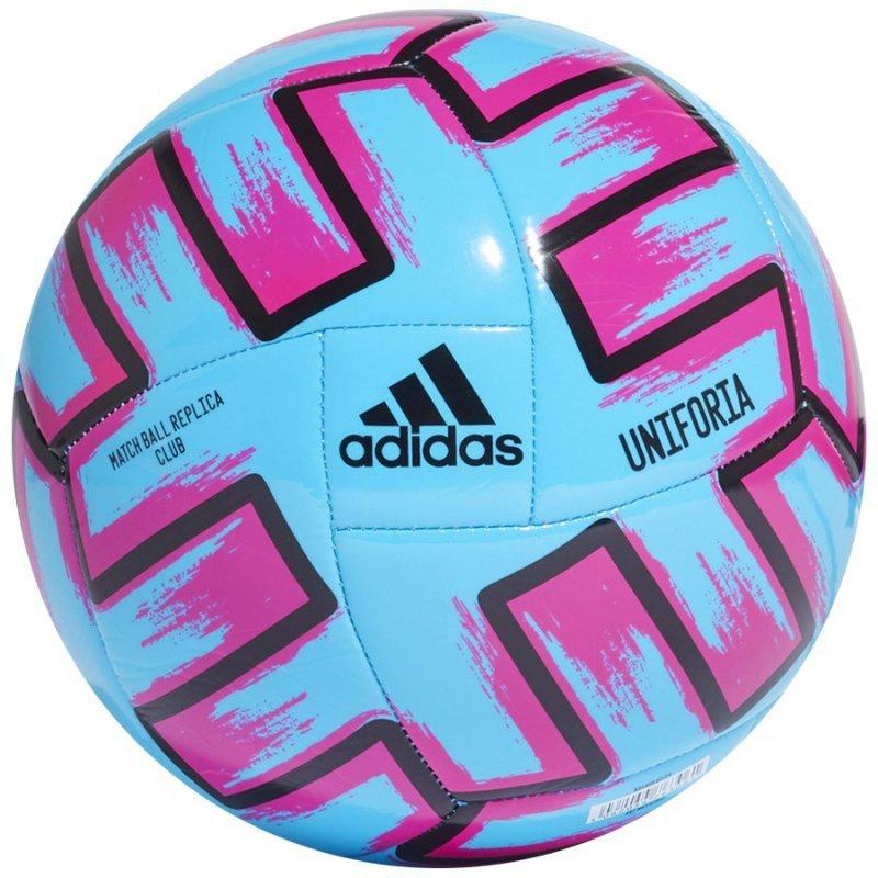 Piłka adidas UNIFORIA Club FH7355 niebieski 5