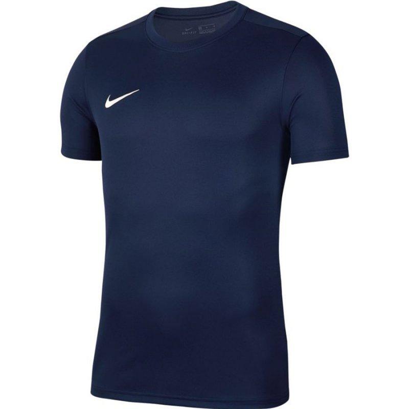 Koszulka Nike Park VII BV6708 410 granatowy M