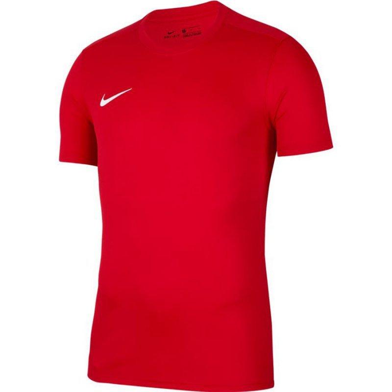 Koszulka Nike Park VII BV6708 657 czerwony M