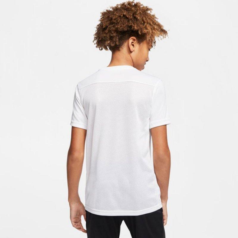 Koszulka Nike Park VII Boys BV6741 100 biały M (137-147cm)