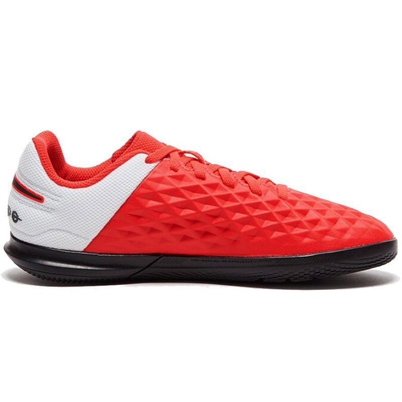 Buty Nike JR Tiempo Legend 8 Club IC AT5882 606 czerwony 35