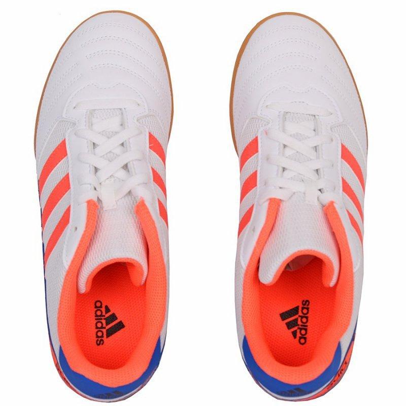 Buty adidas Super Sala J IN FV2633 biały 32