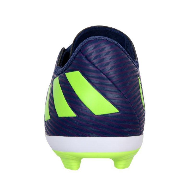 Buty adidas Nemeziz Messi 19.4 FxG J EF1816 granatowy 33