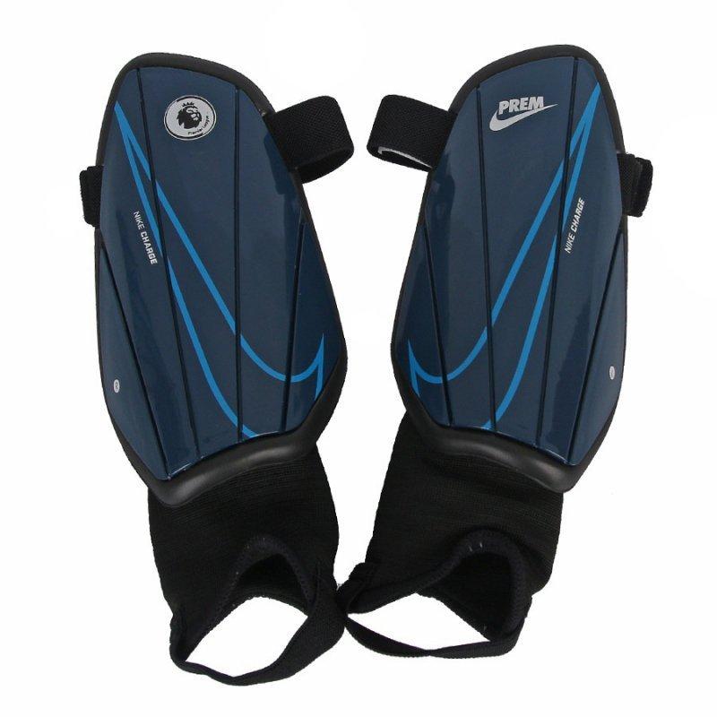 Nagolenniki Nike Premier League Charge CN6970 432 niebieski L