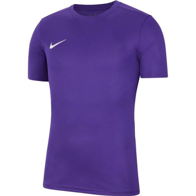 Koszulka Nike Park VII BV6708 547 fioletowy L