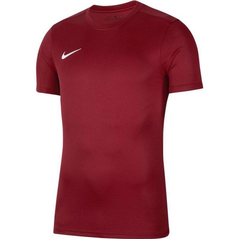 Koszulka Nike Park VII Boys BV6741 677 czerwony XL (158-170cm)
