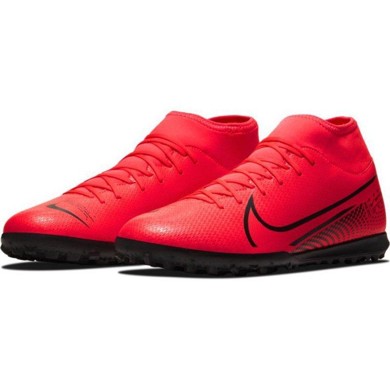 Buty Nike Mercurial Superfly 7 Club TF AT7980 606 czerwony 43