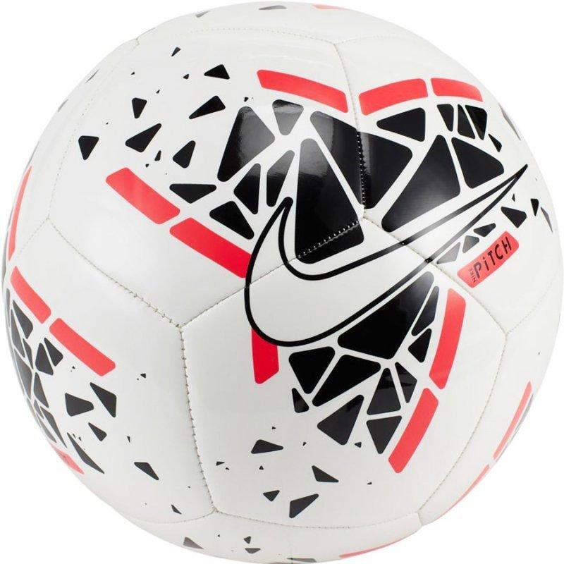 Piłka Nike Pitch SC3807 102 biały 5