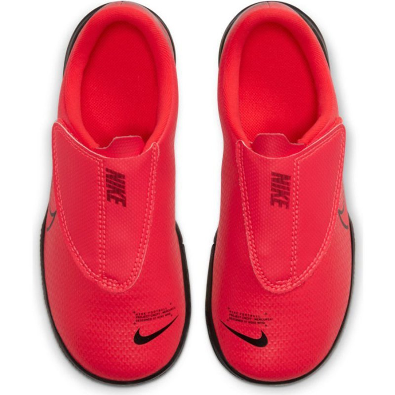 Buty Nike JR Mercurial Vapor 13 Club IC PS (V) AT8170 606 czerwony 28